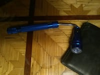 Blue extension flashlight with flexible neck Haverhill, 01832