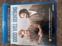 Blu Ray Good Will Hunting $2