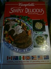 Campbell's cook book