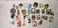 NEW BUNDLE of 30 Good Quality Stickers / Collants 784 km