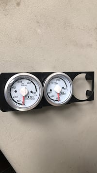 Blox oil gauges, each includes wiring Miami, 33142