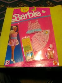 1989 Barbie outfit Hedgesville