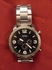 """Mens Fossil Watch """"Nate"""" Decatur, 35601"""