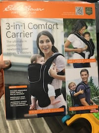 Baby carrier 29 km