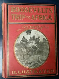 Roosevelt's Trip to Africa 1909 by Frederick Willi Woodstock, 22664