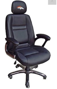 Head coach desk chair new