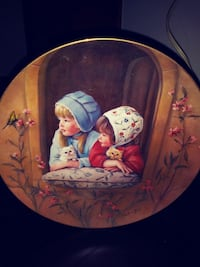 Collectors plate Frederick, 21702