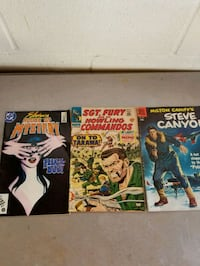 Comic books (3) Ijamsville, 21754