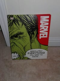 The Amazing Hulk comic book Brampton, L7A 0R3