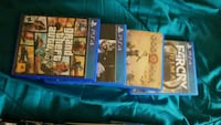 Ps4 Games Exeter, 93221
