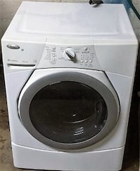 Whirpool Electric Dryer Brentwood