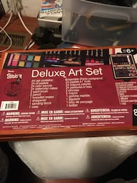 Deluxe art set Without pencils Gladstone, 97027