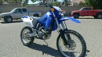 2001 Yamaha WR250 Street Legal motorcycle Simi Valley, 93063