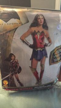 Adult Wonder Woman Costume (Medium) San Jose, 95111