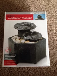emerson cordless meditation fountain box Jefferson, 21755