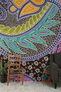Urban Outfitters tapestry  Washington, 20002