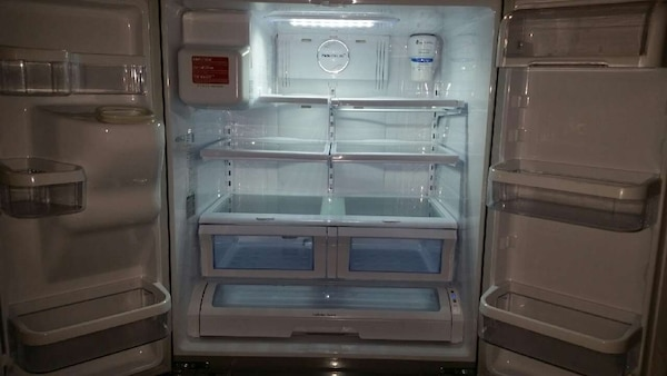 Used Samsung Rf267 26 Cubic Ft French Door Refrigerator For Sale In