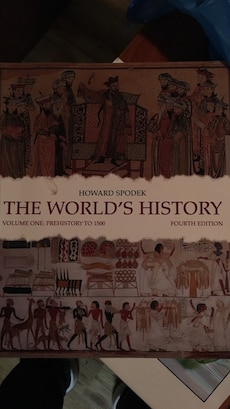 The World's History book