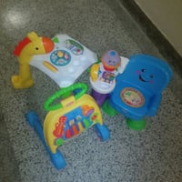 3 learning toy's in good conditions.  Hamilton, L8S 1G9