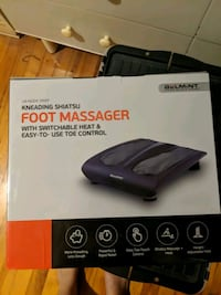 amazing foot massager Longueuil, J4J 2Y7