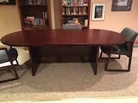 Conference room table Fairfax