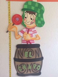 El chavo del ocho foamy wall decor  McAllen, 78503