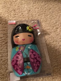 Chinese girl phone case