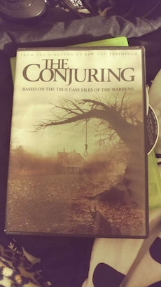 The Conjuring movie case