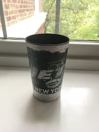 New York Jets collectable cup Bronxville, 10708