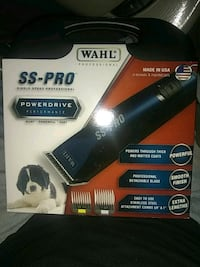 Ss pro pet clippers Grover Beach