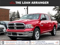 2018 dodge ram 1500 slt with 20,516km ans 100% approved financing Toronto