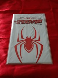 All New Spider-Man issue #01 Killeen, 76549