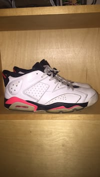 Air Jordan 6 infrared low Size 11 New York