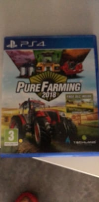 Pure Farming 2018 (PS4) Norsborg, 145 58