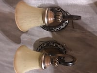 Two light Wall Sconces  North Kingstown, 02852