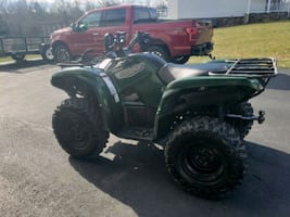 2007 Grizzly 700.