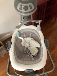 Graco Baby Swing-Soother-bouncer  Ashburn, 20148
