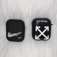 Offwhite AirPod Cases