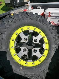 Can-Am Factory Wheels