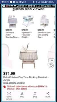 Bassinet Laurel, 20707