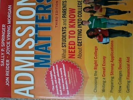 Admission Matters: Third Edition