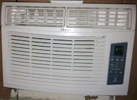 white Haier window-type air conditioner Bronx, 10457