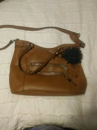 brown leather jessica Simpson purse Farmerville, 71241