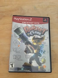 Ps2 ratchet clank game Palm Bay, 32909