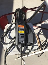 black and gray corded power tool 2260 mi