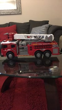 Fire Brigade Truck Toy Fire Truck By Dickie Kids Toys Washington, 20018