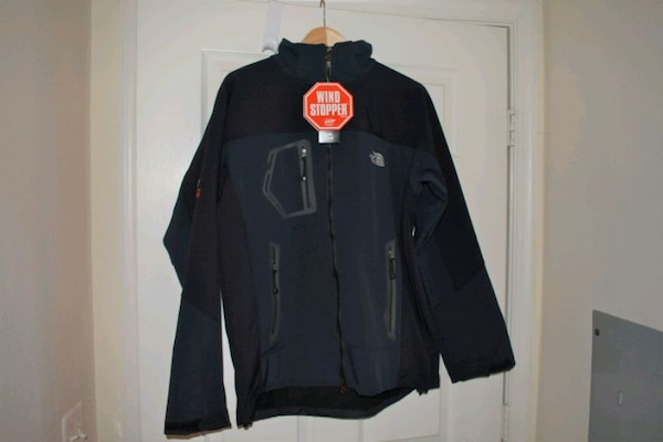 North Face Soft Shell - Navy