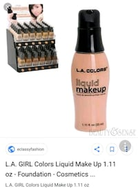LA GIRLS Liquid makeup   Richmond Hill, L4C 3Z2