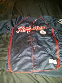 Red Sox jersey Norwich