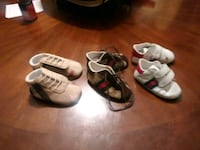 Gucci toddler and infant shoes Brownsville, 78521
